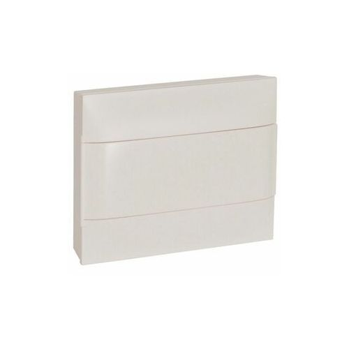 Legrand Rozdzielnica naścienna 1 x 12 modułów drzwi białe