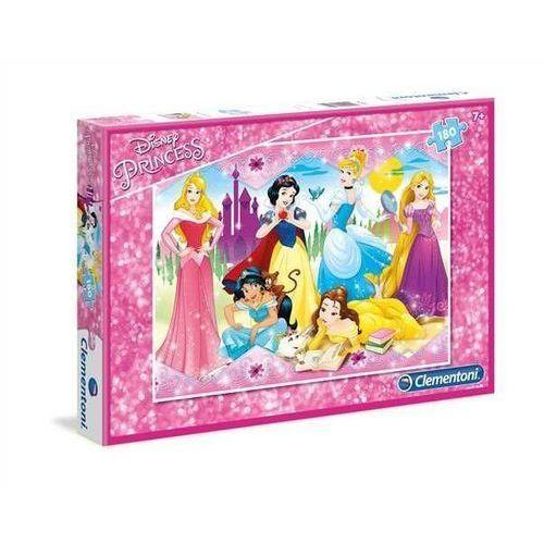 Puzzle 104el. Księżniczki- Roszpunka