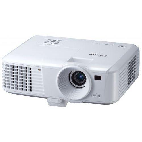 Canon LV-WX300 projektor o jasności 3000