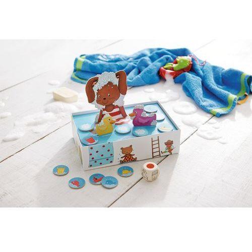 Moja pierwsza gra - królik w kąpieli hb301601 marki Haba