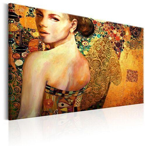 Obraz - Złota dama