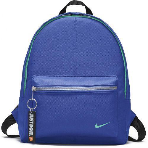 Nike plecak dziecięcy Classic Backpack LT Racer Blue Black Light Menta