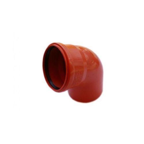 Poliplast Kolano kanalizacji zewnętrznej 110 mm/67° (5907660707087)