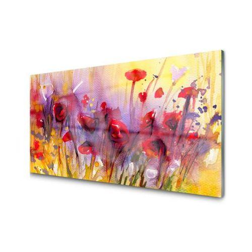 Obraz na Szkle Kwiaty Roślina Natura Sztuka