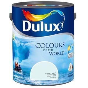 Dulux Farba kolory świata lateksowa do ścian i sufitów kolor imbirowa herbata 5l firmy