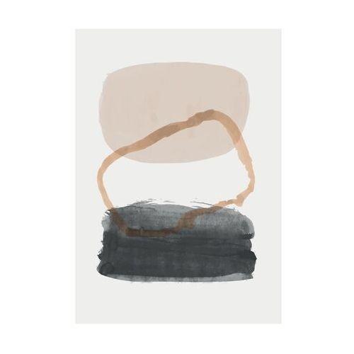 Kanwa akwarela abstrakcja ii 70 x 100 cm marki Art canvas