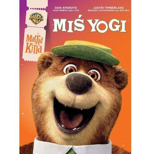 Miś Yogi (DVD) - Eric Brevig OD 24,99zł DARMOWA DOSTAWA KIOSK RUCHU (7321916288010)