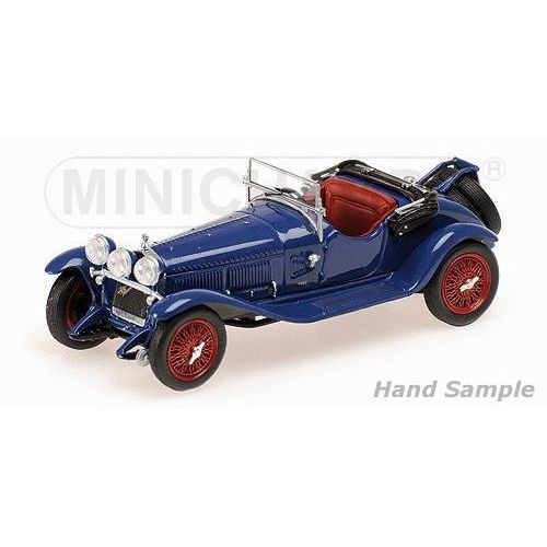 MINICHAMPS Alfa Romeo 6C 1750 G.S. 1930
