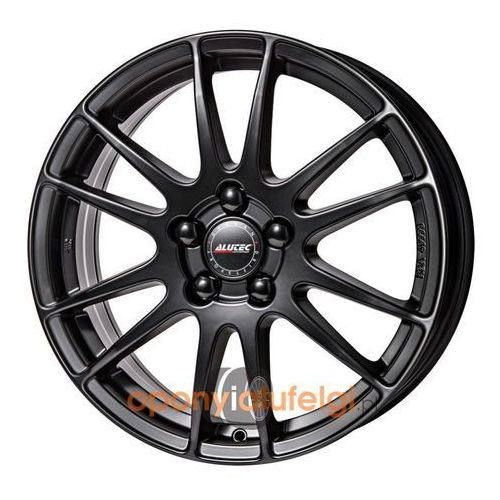 monstr racing black 6.50x17 5x114.3 et33 dot marki Alutec