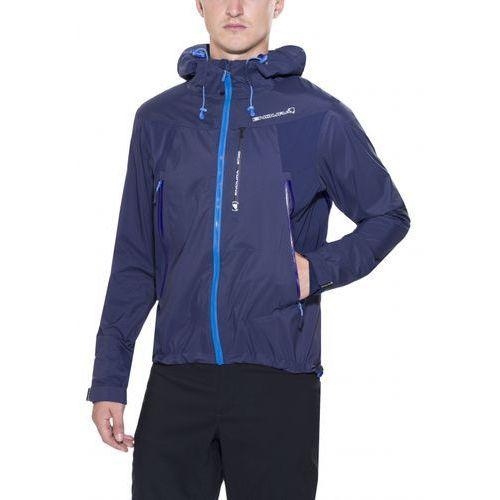 Endura mt500 ii kurtka mężczyźni wasserdicht niebieski s kurtki przeciwdeszczowe