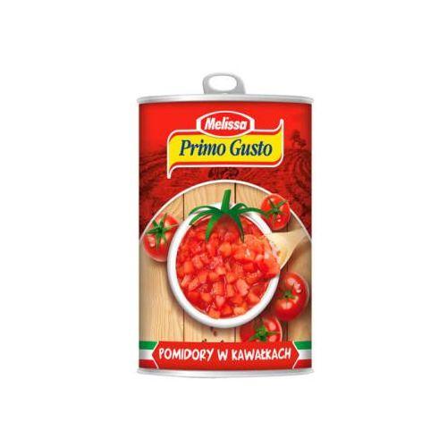 Pomidory w kawałkach