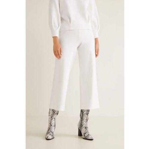 - spodnie white marki Mango