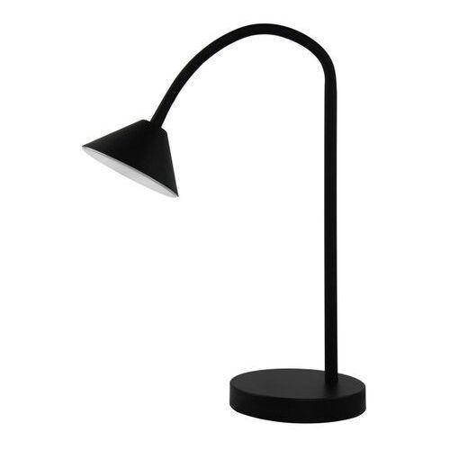Lampa biurkowa LED 500 lm czarna matowa, T4061601BK
