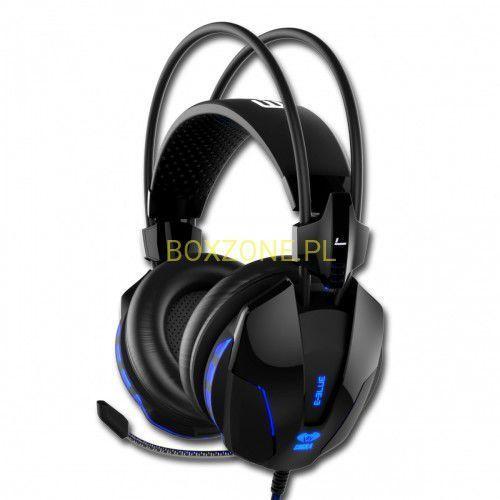 Słuchawki E-Blue Cobra HS II (EHS014BK) Darmowy odbiór w 21 miastach! Raty od 10,68 zł