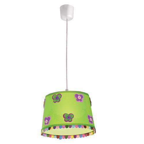 Lampa wisząca butterfly zielona, lp-pd 024 ziel. marki Light prestige
