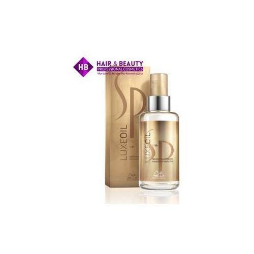 sp luxe oil eliksir - eliksir odbudowujący do włosów 100 ml marki Wella