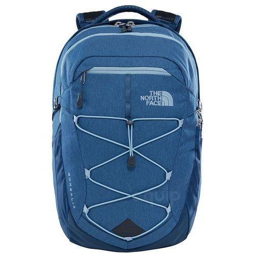 The north face Plecak w borealis - shady blue light heather/shady blue