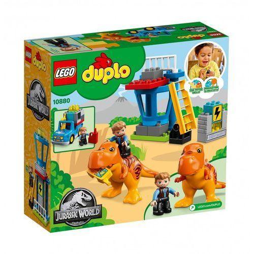 Lego DUPLO Wieża tyranozaura t. rex towe - jurassic world 10880