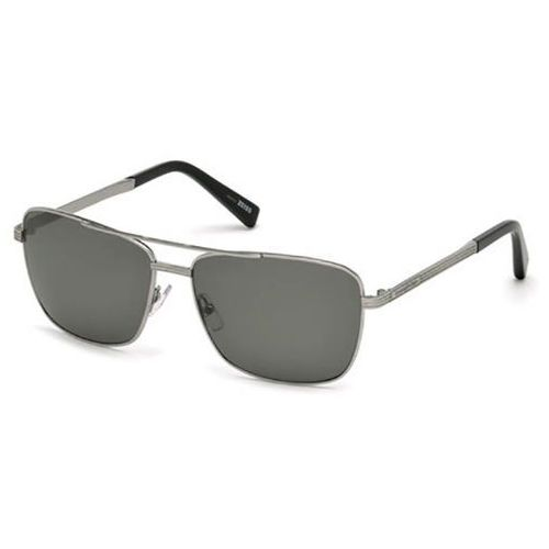 Ermenegildo zegna Okulary słoneczne ez0031 polarized 15d