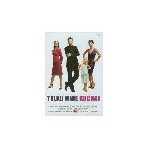 Film TIM FILM STUDIO Tylko mnie kochaj (5900058114009)