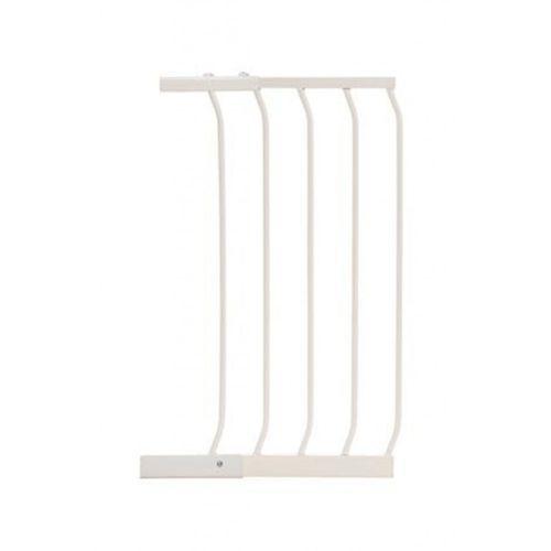 Rozszerzenie bramki szer=36cm, wys=75cm DREAMBABY - biała