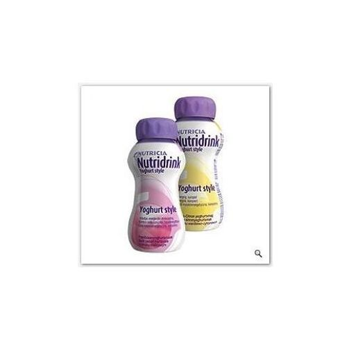 Nutridrink jogurt style malinowy 200ml