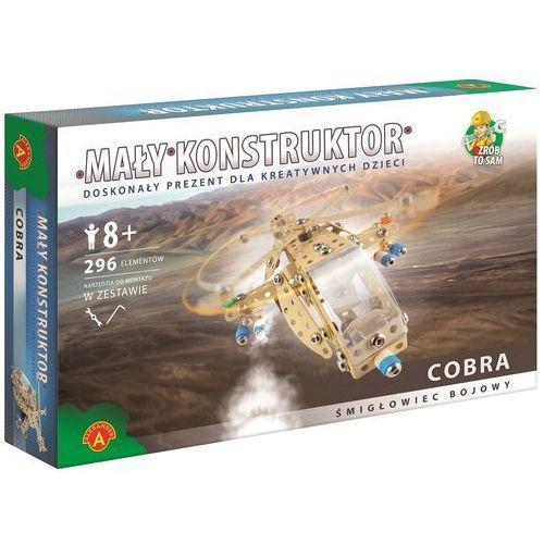 Mały konstruktor pustynna burza Cobra śmigłowiec bojowy