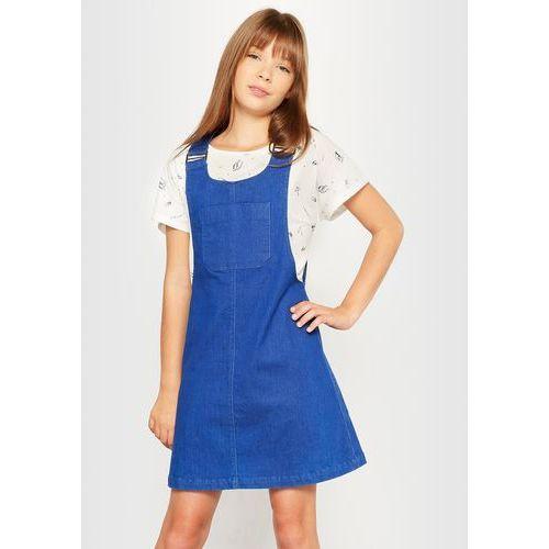 Dżinsowa sukienka na szelkach 10-16 lat - sprawdź w wybranym sklepie