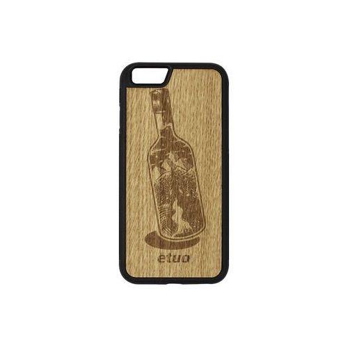 Etuo wood case Apple iphone 6s - etui na telefon wood case - dąb - butelka