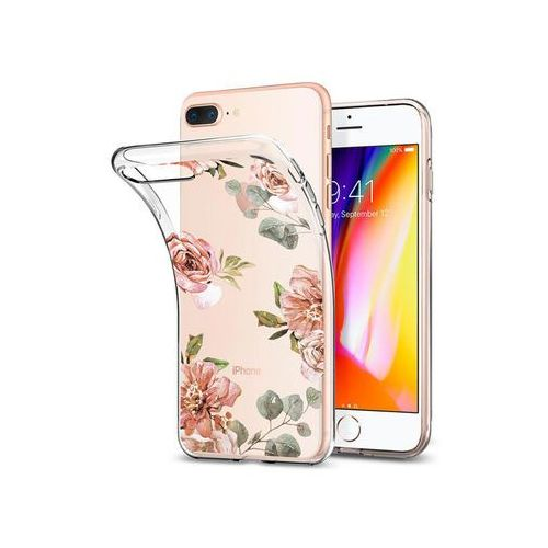 Etui Spigen Liquid Crystal iPhone 7/8 Plus Aquarelle Rose (8809565303661)