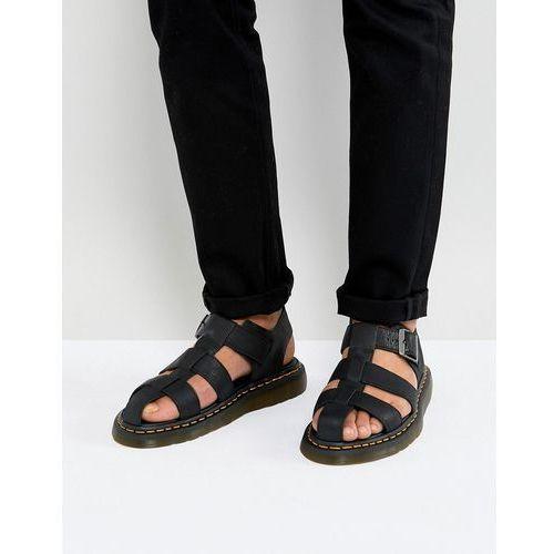 galia carpathian sandals in black - black, Dr martens