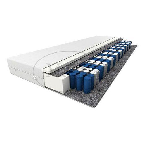 Łóżko sara 160x200 z materacem kieszeniowym marki Magnat - producent mebli drewnianych i materacy