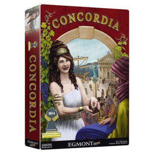 OKAZJA - Concordia marki Egmont
