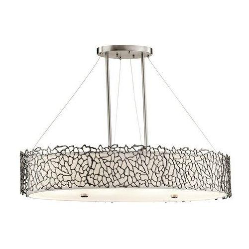 Elstead Lampa wisząca silver coral kl/silcoral/isle - lighting - rabat w koszyku (5024005239314)