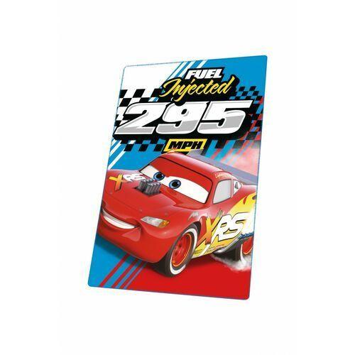 Koc polarowy z motywem 1y39ki marki Cars