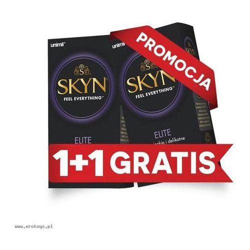 Unimil: 2 za 1 skyn elite (2 x 10 szt.) marki Unimil (pol)
