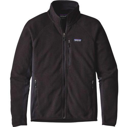 Patagonia performance better sweater kurtka mężczyźni czarny s 2018 kurtki wspinaczkowe (0889833149649)