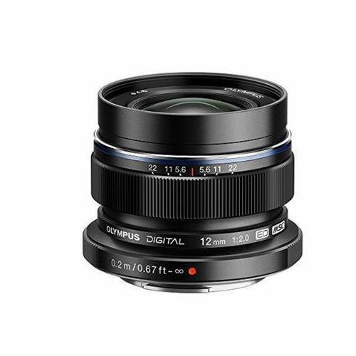 Olympus M.Zuiko Digital ED 12mm f/2 (czarny) - przyjmujemy używany sprzęt w rozliczeniu | RATY 20 x 0% (4545350041892)