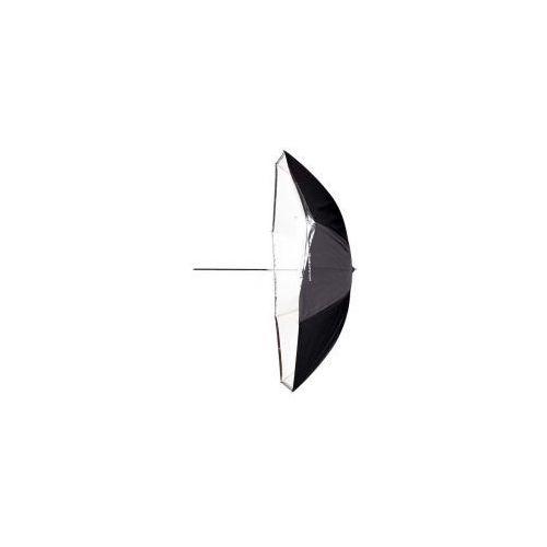 parasol shallow 105cm biały/transparentny wyprodukowany przez Elinchrom