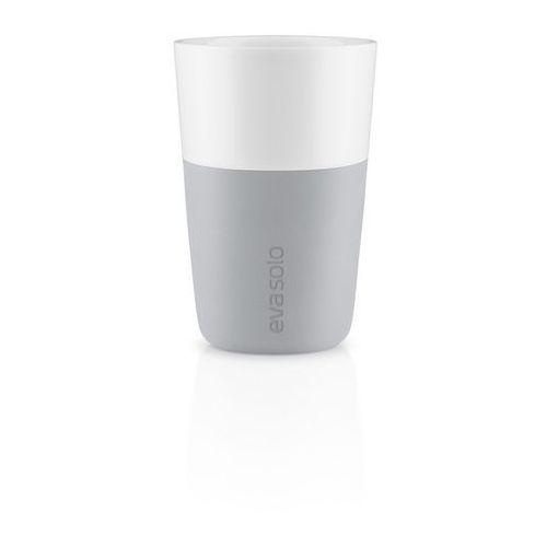 Eva Solo - Filiżanka do cafe latte 2 szt, 230 ml - kolor Marble grey (5706631070706)