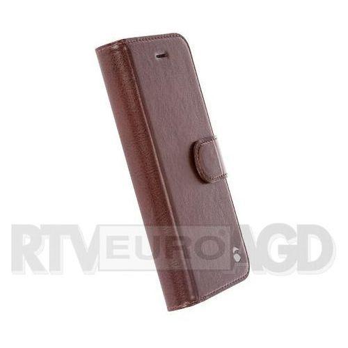 ekero foliowallet 2in1 iphone 7 (brązowy-coffee), marki Krusell