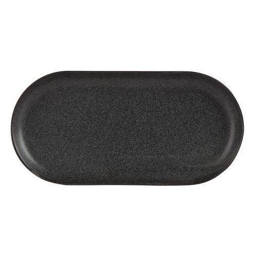 Fine dine Półmisek owalny coal | 300x150 mm lub 320x200 mm