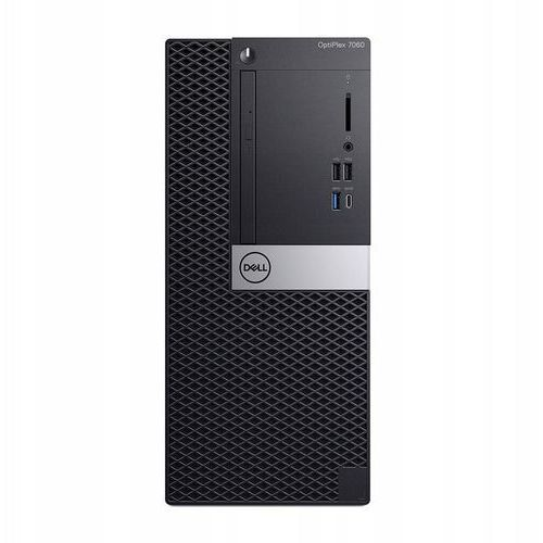 Dell Optiplex 7060 MT i7-8700 32GB 512SSD Win10Pro