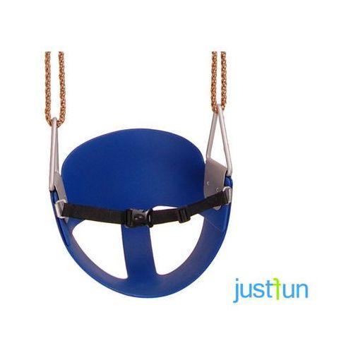 Hustawka kubełkowa elastyczna - niebieski marki Just fun