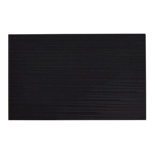 Glazura Salerna Colours 25 x 40 cm czarna 1 m2