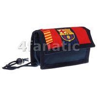 Portfel etui na sznurku marki Fc barcelona