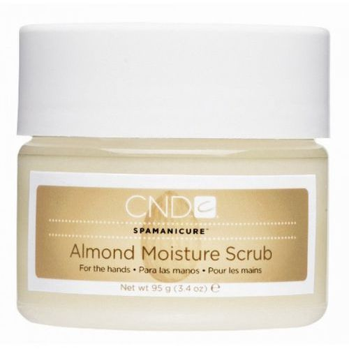 almond moisture scrub 95g marki Cnd