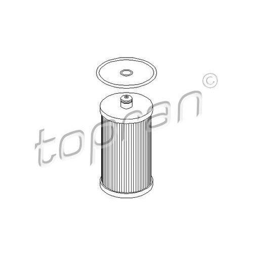Filtr paliwa TOPRAN 111 648