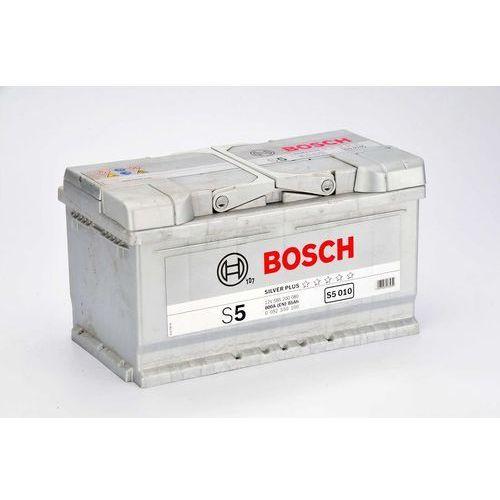 Akumulator BOSCH SILVER S5.010 85AH P+ 800A 12V