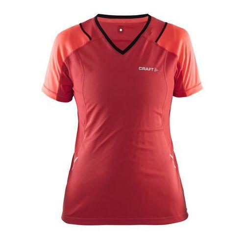 Craft Devotion SS - koszulka damska (czerwona)